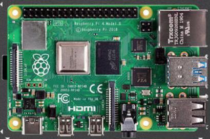 Raspberry Pi, Raspberry Pi 4, Raspberry Pi 4 Module B