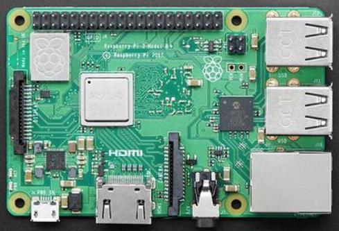 Raspberry Pi 3 Model B+, Raspberry Pi, Raspberry Pi 3 Model B+