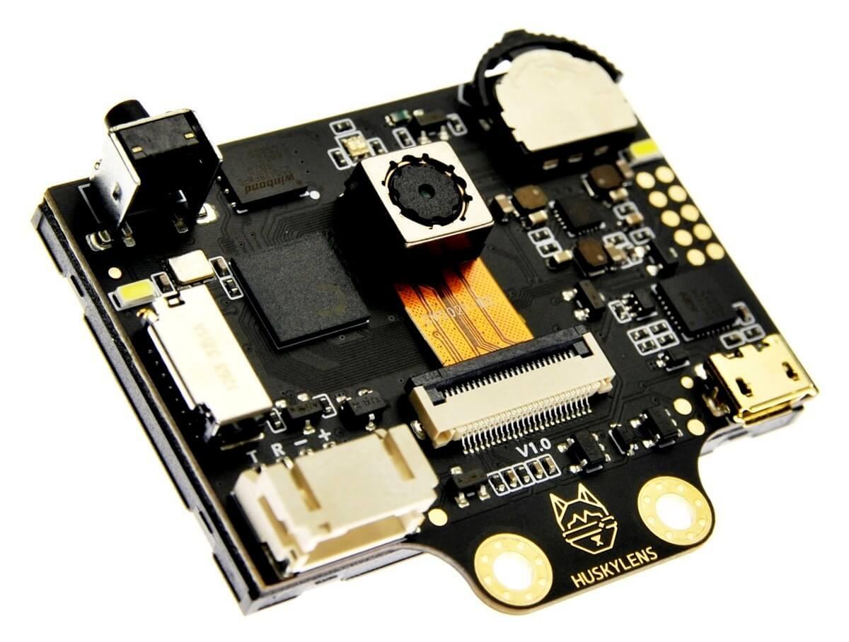 AI Camera with Kendryte K210——HUSKYLENS(AI Vision Sensor)