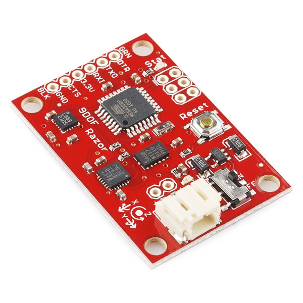 Arduino compatible controllers with IMUs Review
