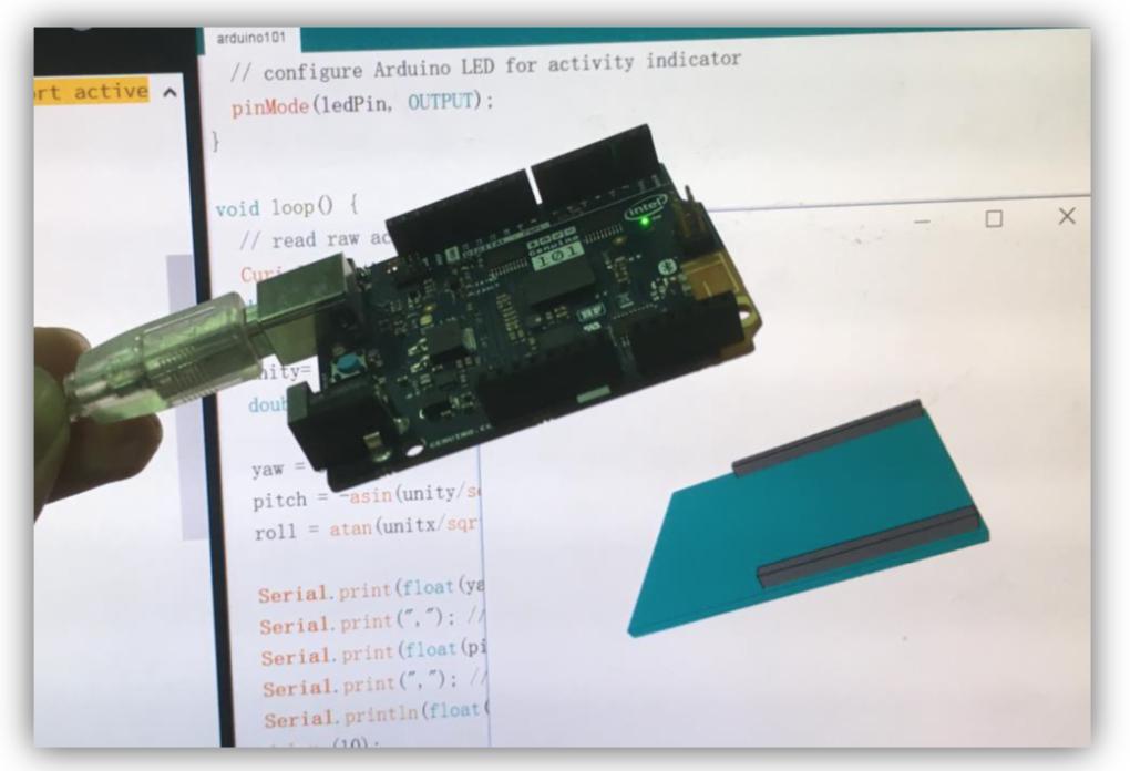 Arduino/Genuino 101 Starter Kit Tutorial - Lesson 5