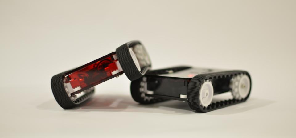 RK-1? A Wifi Arduino Mobile Robot - DFRobot
