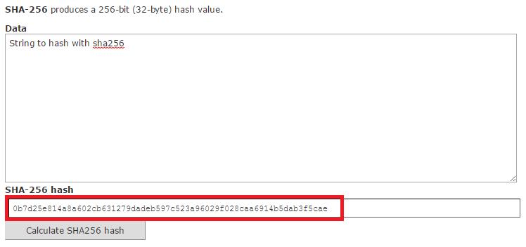 ESP32 MicroPython Tutorial: Using SHA-256