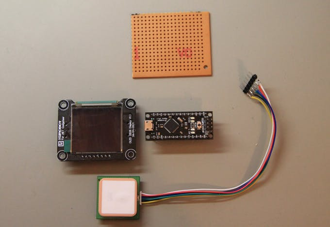 How to make a GPS Speedometer?