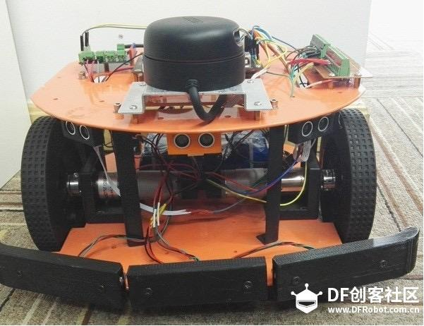 How To Build An Automatic Navigation Robot ( Based On The