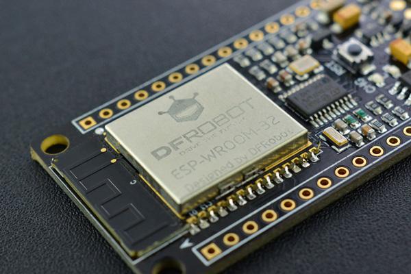 FireBeetle ESP32 IOT Microcontroller Details