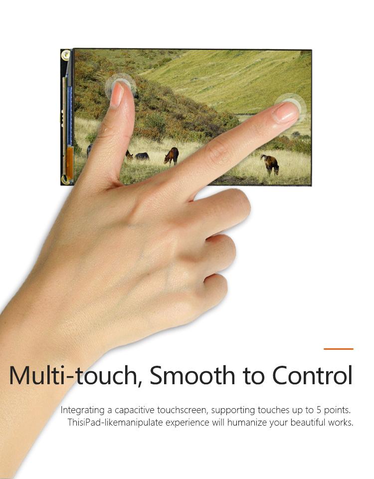 DFR0524-Multi Touch