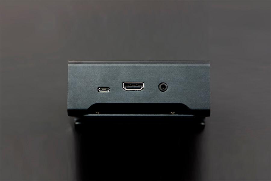 Aluminum Case For Raspberry Pi B+/ 2B/ 3B - DFRobot
