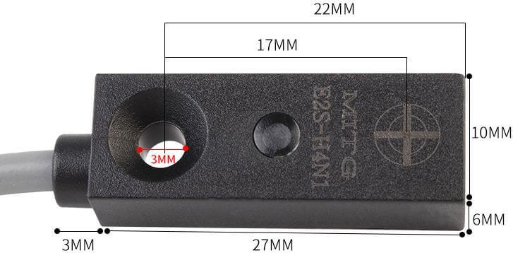 FIT0658, Switch, Metal, Metal Proximity Switch, Proximity