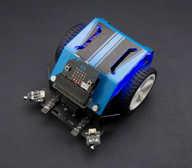 micro:bit robot