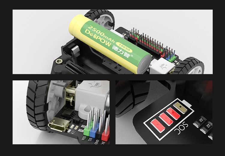 High Capacity Lithium Battery