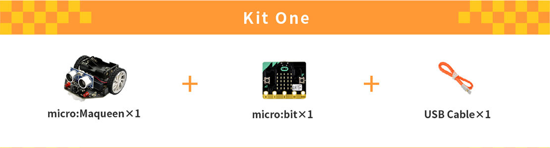 micro: Maqueen (with micro:bit), micro: Maqueen