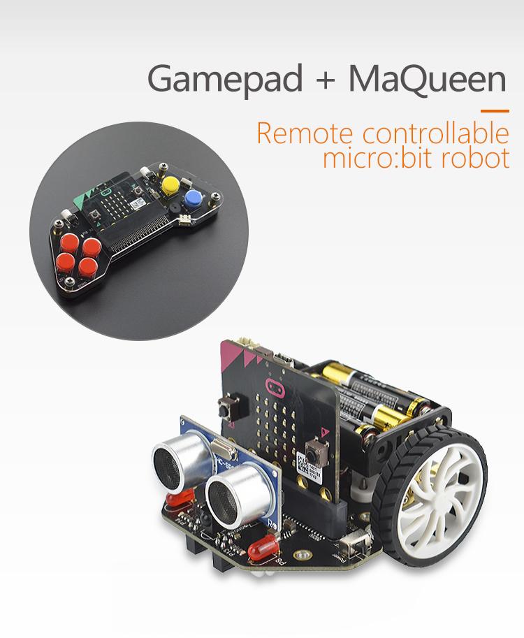 ROB0148-Game pad Combination