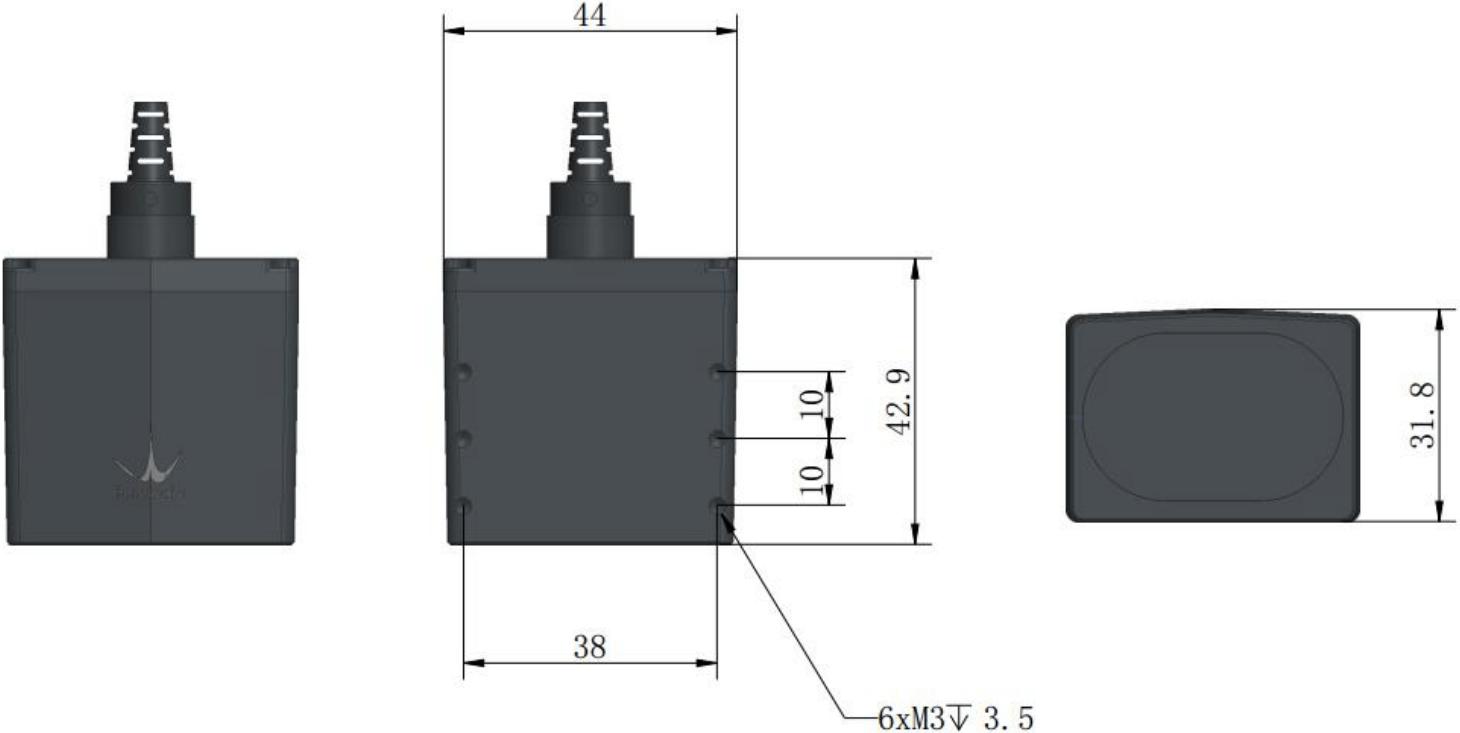 TF03 (ToF) Laser Range Sensor(180m)