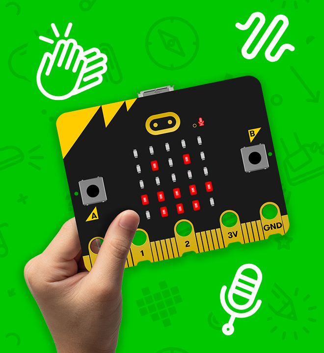 The New BBC micro:bit
