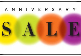 Anniversary Sale Has Launched!!! (Jul. 10 - Jul. 12)