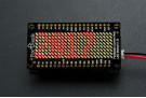 FireBeetle Covers-24×8 LED Matrix (Red)