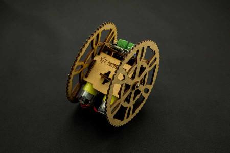 FlameWheel Robot - A Remote Control Robot