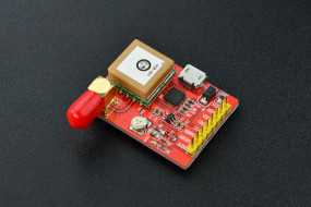 USB/TTL Raspberry Pi GPS Tracker