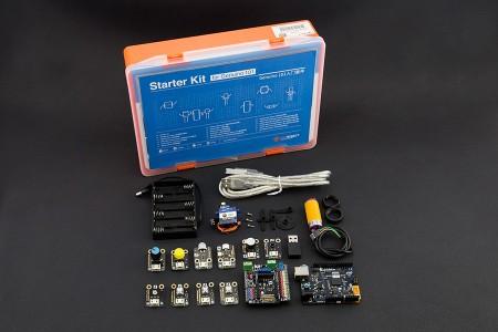 Gravity: Starter Kit for Genuino / Arduino 101 with Tutorials