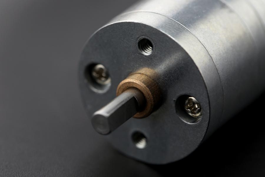 Brushless Dc Motor With Encoder 12v 159rpm