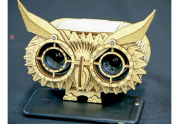 How to DIY a Owl Stereo?