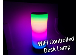 WiFi Controlled Desk Lamp