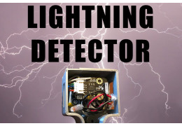 Personal Lightning Detector