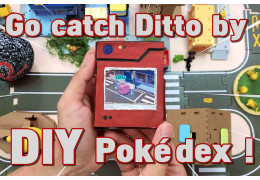 How to DIY Pokédex work?