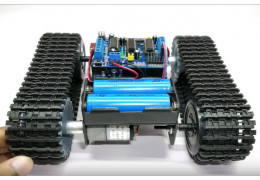 How To Make DIY Arduino Bluetooth Controlled Robot At Home