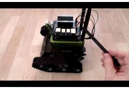 My robot - NVIDIA Jetson Nano, Waveshare JetBot, DFRobot Devastator, Arduino Smart Robot Car Kit