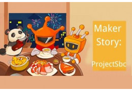 DFRobot Maker Friend Story——ProjectSbc