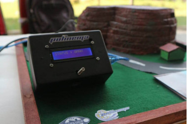 Landslide Detector Based on Internet of Things>
