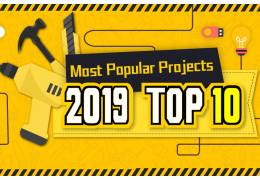 2019 Most Popular Projects Top 10