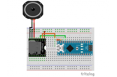 How to use the DFMini Player MP3 Module with Arduino>