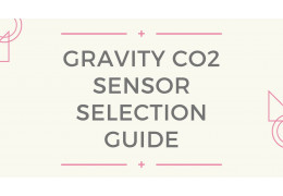 Gravity CO2 Sensor Selection Guide