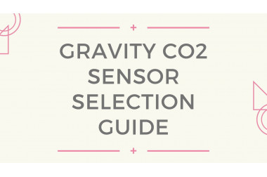 Gravity CO2 Sensor Selection Guide>