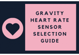 Gravity Heart Rate Sensor Selection Guide
