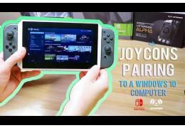 Joycons as XInput On Windows - The DIY Portable Gaming Tablet Part 3