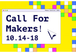 2020 Maker Carnival 'Reconnects' Online from October 14th