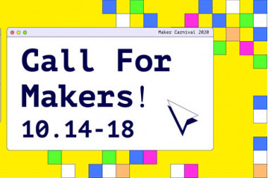 2020 Maker Carnival 'Reconnects' Online from October 14th>