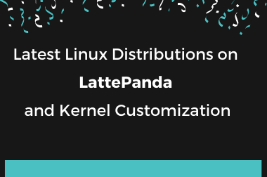 Latest Linux Distributions on LattePanda and Kernel Customization>