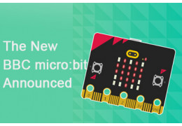 The New BBC micro:bit Announced