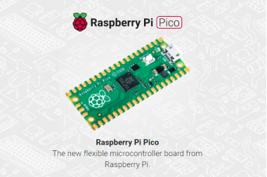 Get Your Raspberry Pi Pico on DFRobot>