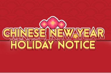 2021 Chinese New Year Holiday Notice>