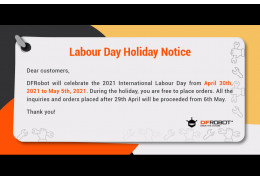 2021 Labour Day Holiday Notice