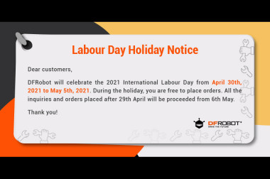 2021 Labour Day Holiday Notice>