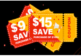 Register to Get Coupons Worth $33