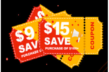 Register to Get Coupons Worth $33>