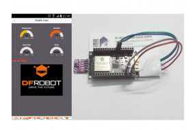 Portable/Wearable Health Monitoring IoT System